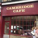Cambridge Cafe resmi