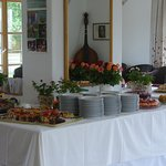 Für Feste wie Hochzeiten Geburtstag gehört der Ort ihren Gästen
