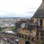 Great views of Edinburgh.