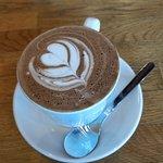 Bilde fra Naked Coffee