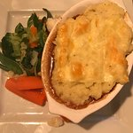Rustic Lamb Pie - so good I had it twice!