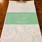 Backyard Cafeの写真