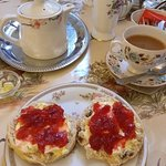Lovely little place Homity pie is gorgeous Cream teas delicious Will be back again . Oh n cash o