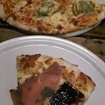 Pizza de parma com brie, imperdível!