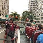 Big Bus New York Foto