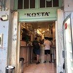 Foto de Kosta's Souvlaki