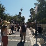 Foto di Zichron Yaakov Pedestrian Mall