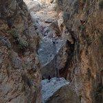 Φωτογραφία: Το Φαράγγι της Αράδαινας