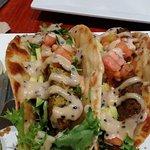 Falafel Tacos to die for