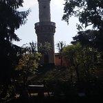 Torre medioevale parte di una antica fortificazione del castello di Masnago