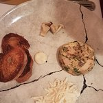 mushroom terrine