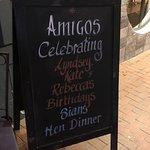 Φωτογραφία: Amigos Restaurant and Roof Terrace
