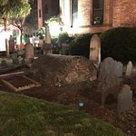 Circular Church cemetery
