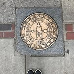 the Freedom Trail is clearly marked from start to finish, making it super easy to follow.