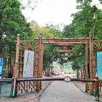 Entrance to Munda Pahad beach