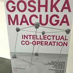 New Museum - State Museum for Art and Design (Artist Goshka Macuga July 13th - September 16th 20