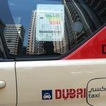 Zdjęcie Dubai Taxi