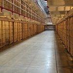 Il corridoio delle celle