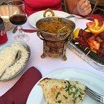 Taj Mahal Restaurante Indiano & Italiano fényképe