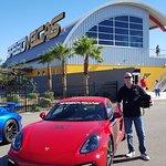 Speed Vegas exotic car experience