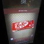 Modern day Kit Kat