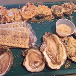 THE best oysters in PCB