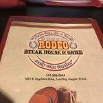 Foto di Rodeo Steakhouse & Grill