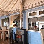 Lusty Glaze Beach Restaurant