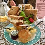 Bilde fra Weavers Cottage Tea Shoppe