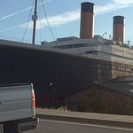 Titanic museum and attraction