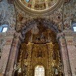 Altar Mayor. Retablo y bóveda.