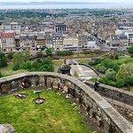 Foto van Edinburgh Castle