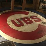 An Original On-Deck Circle from Wrigley Field