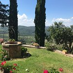 Gorgeous view of the Tuscan countryside!!