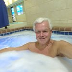 Loved the hot tub