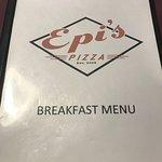 Foto de Epi's Pizza
