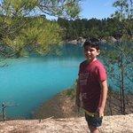 The Blue Lagoon resmi