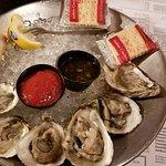 1/2 dozen Blue Point Oysters