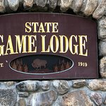 Foto de State Game Lodge Dining Room