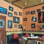 """Bali-Club"" Dive Centre Restaurant의 사진"
