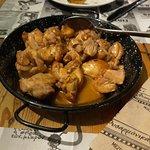 Τηγανιά κοτόπουλο mojito