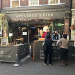 Applebee's Fish Foto