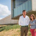 Tandem founders Alicia Eyaralar (winemaker) and Jose Maria Fraile