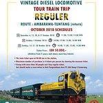 Photo de Ambarawa Railway Museum