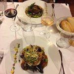 Belle table! Et les plats, un régal :)