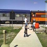 Austin Steam Train照片