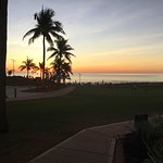 One of Cable Beach's sunsets.