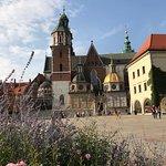 Königsschloss Wawel Foto