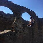 Iglesia Rupestre y Ruinas de Ciudad Umar ibn Hafsunの写真
