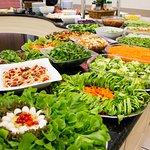 Mais de 20 tipos de saladas para o almoço